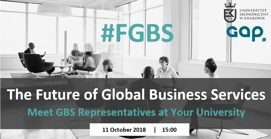 Your career path at GBS - meet GBS Reps at UEK